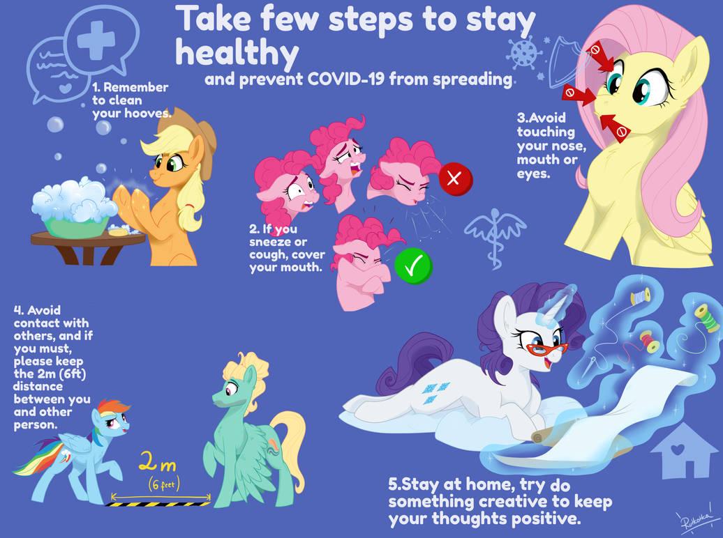 Those few important steps