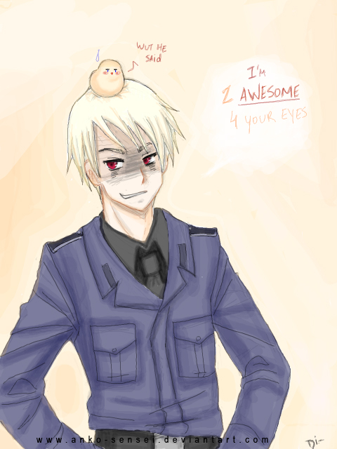 APH_Prussia_TegakiE by Anko-sensei