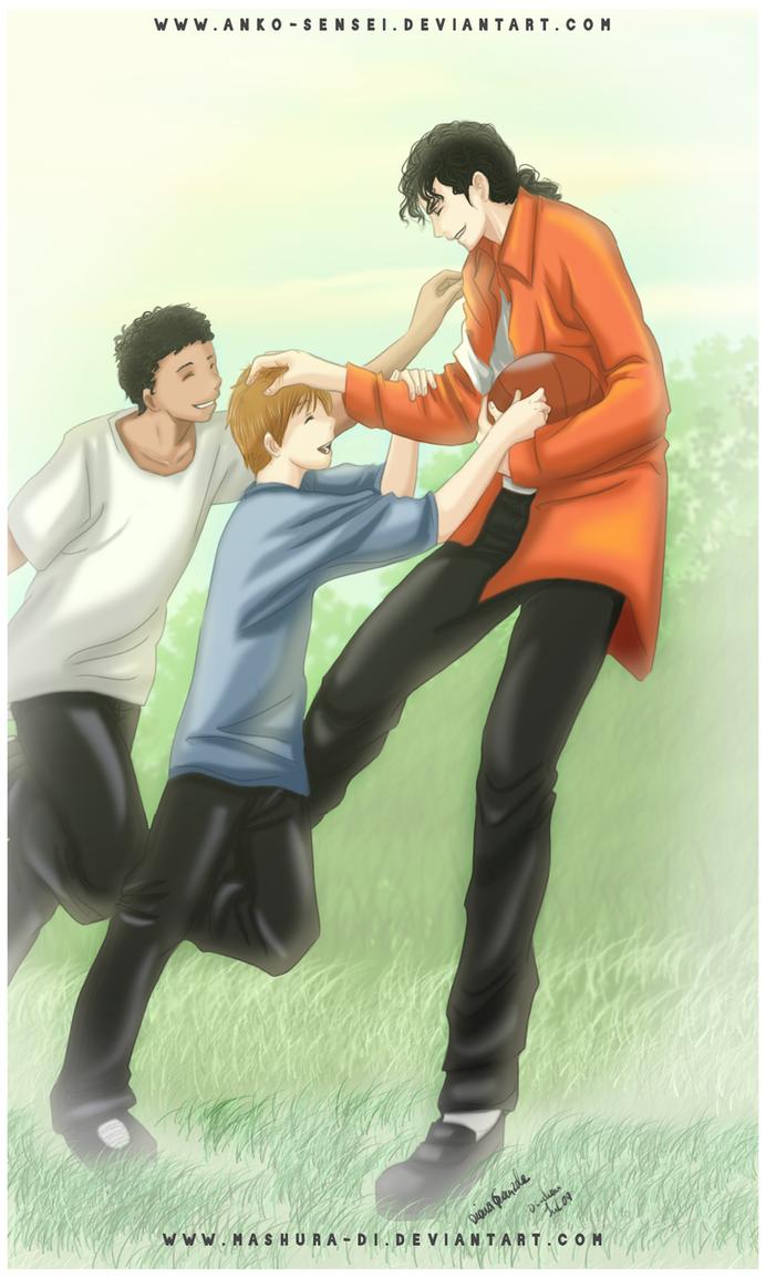 My Tribute to MJ... by Anko-sensei