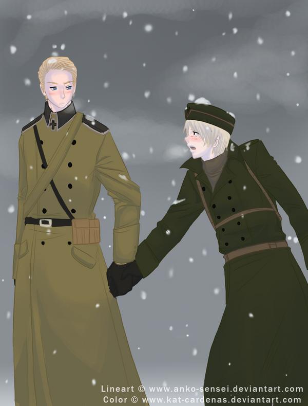 APH_GxP_Ja,du bist mein_COLLAB by Anko-sensei