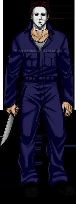 Michael Myers by Anko-sensei on DeviantArt