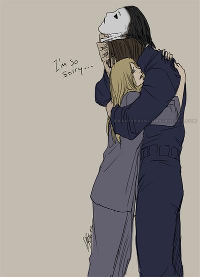Michael, Laurie_I'm sorry sis by Anko-sensei