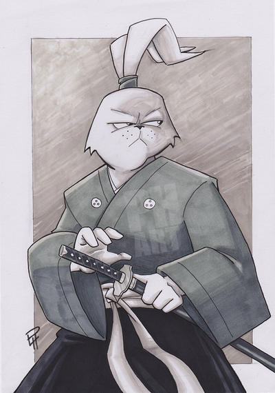 Usagi Yojimbo  by Pauljhill