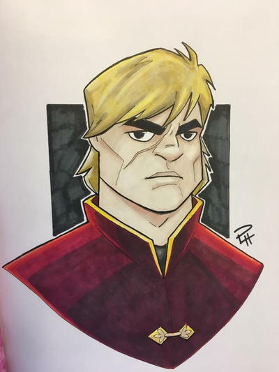 Tyrion Lannister  by Pauljhill