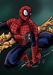 Six Arm Spidey (Spider-Man:TAS)