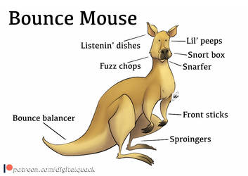 Beasty Bits no. 5 - Bounce Mouse