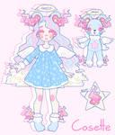 Cosette (Dreamy Ursa MYO)