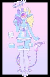 Euphemie by Voodoo-Doll-Art