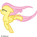 Against the wind fluttershy