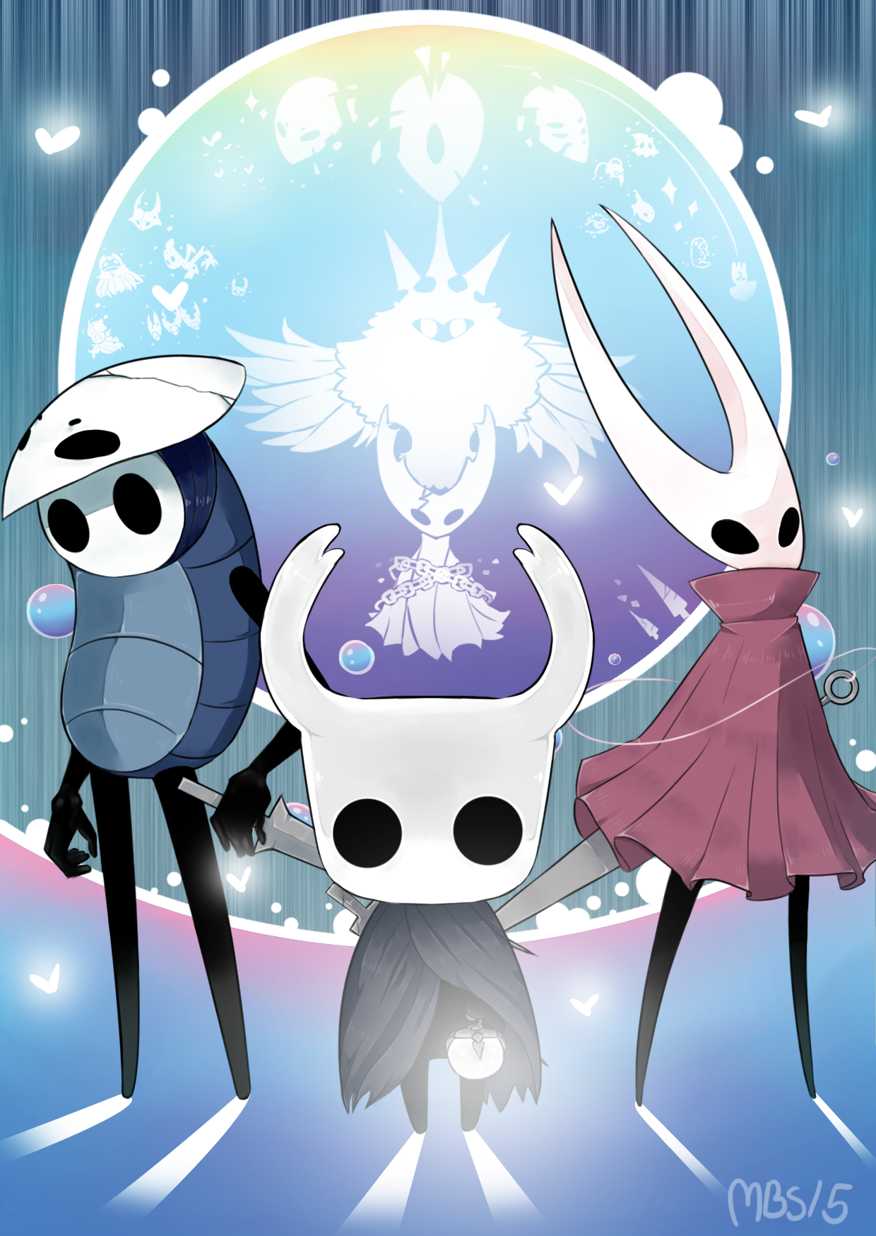 Hollow Knight by MBS150603