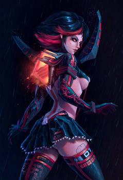 Ryuko Cyberpunk