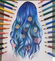 Hair by arielim