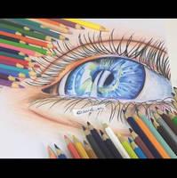 Eye by arielim