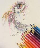 Colorful Eye by arielim