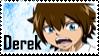 Derek Ryder - Stamp by DerekRyder
