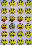Attack of the Zombie smiley