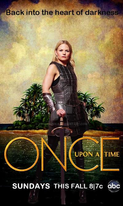 Emma Swan season 3 poster by yoyoMonika on DeviantArt