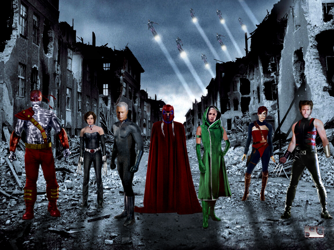 X-Men: Age of Apocalypse by sonLUC