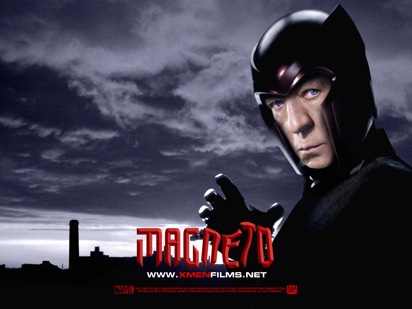 magneto wallpaper ver 1 by sonluc on deviantart