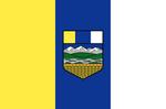 Flag of the Kingdom of Alberta
