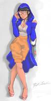 Blue by anaisae