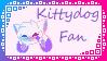 Kittydog Stamp Request - [F2U] by ScoobyySnackz