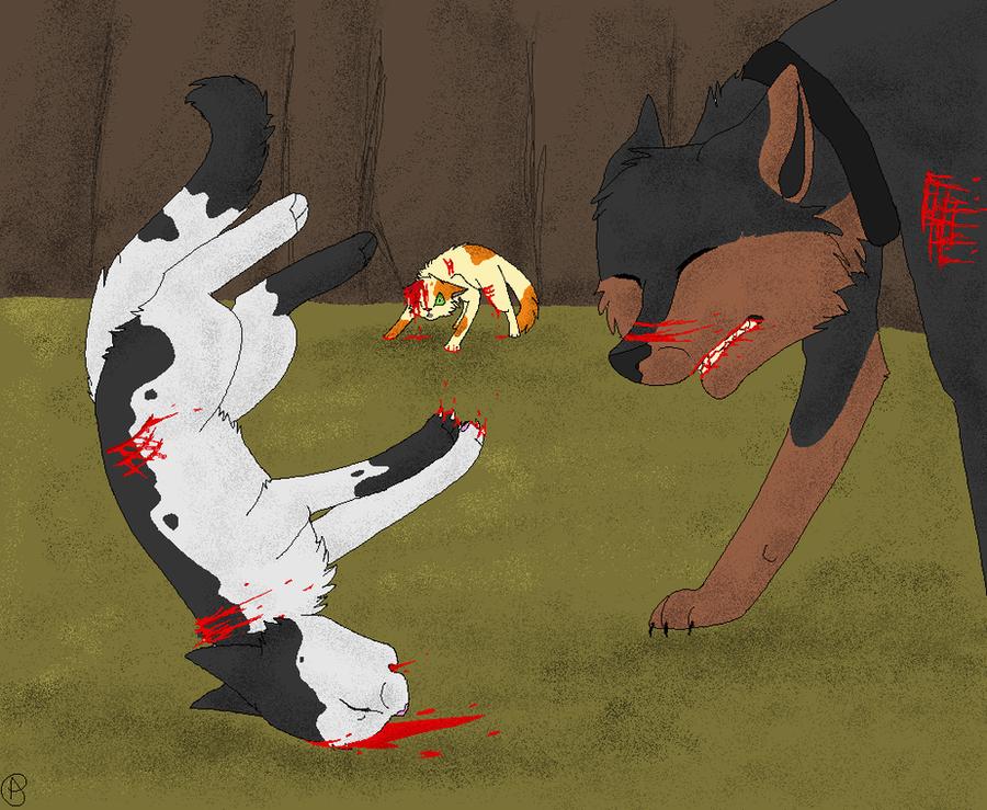 the witcher how to kill orange dog