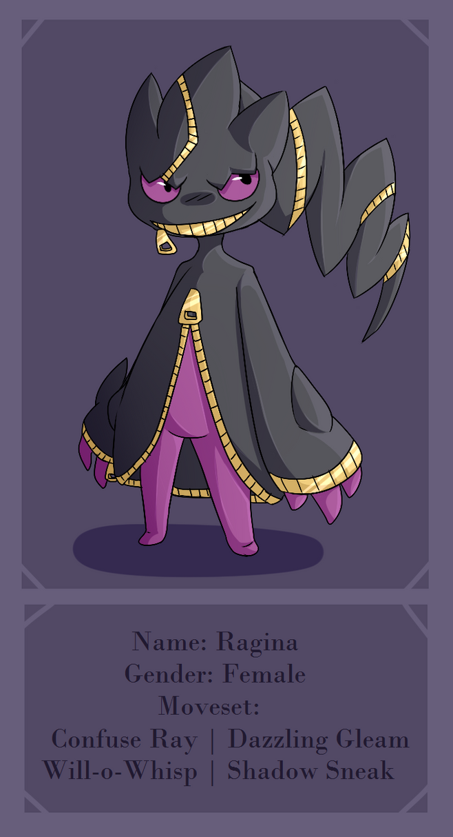 Ragina the mega banette by indesomniac on deviantart - Mega branette ...
