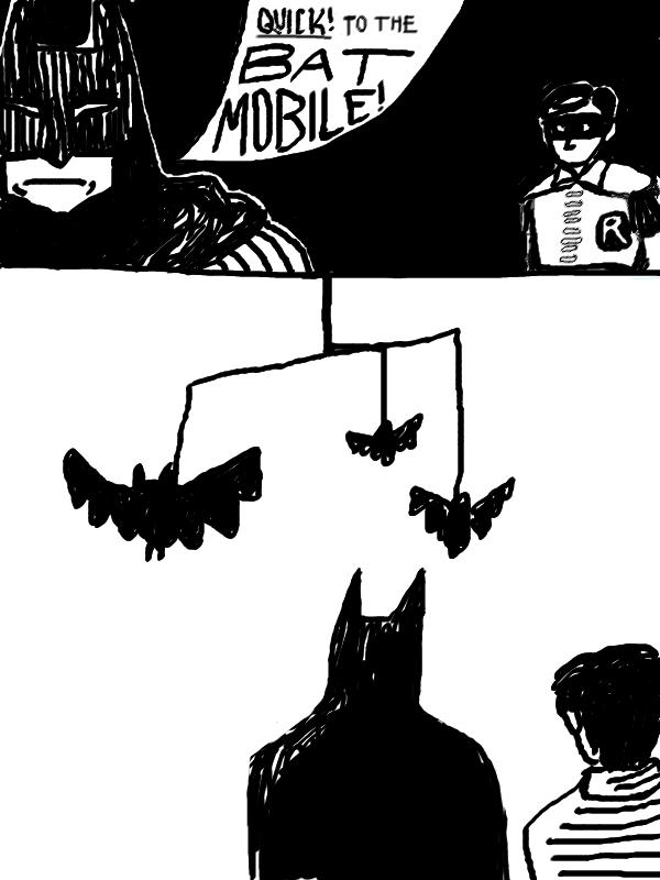 Batmobile by m00kiew0bbles