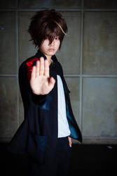 GUILTY CROWN: Ouma Shu by Justin-92