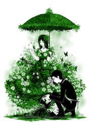 Love Green by alexielart