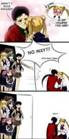Sailor Moon: Cut scenes 2
