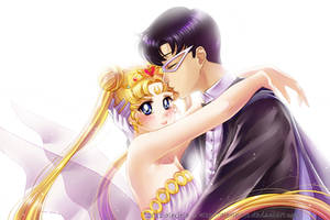 Sailor Moon: Miracle Romance by alexielart