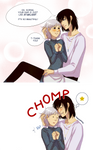 Howl's moving castle: He never learns...