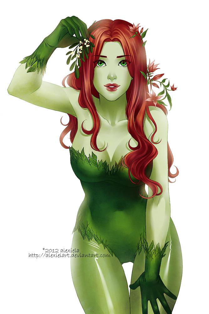 Poison Mistletoe by alexielart