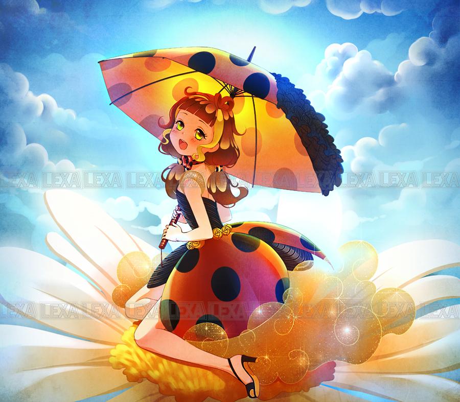Ladybug adoptable by alexielart