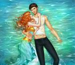 Commission: Mahiri and Trewan
