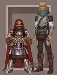 Commission: Vaur And Sandars