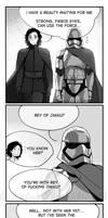 Star Wars: GoT Crossover by alexielart