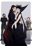 Dark Rey and Dark Lily