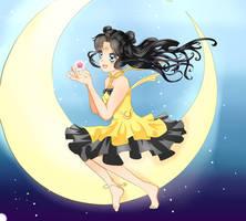 The sweetest star of all - Princess Kakuya by Harley-Chaplin