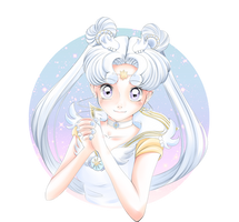 Sailor Cosmos by Harley-Chaplin