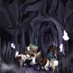 Nimue + Sebastian's Storybook: Enter the Void