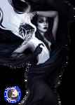 Dark Magician Render