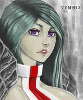 Eltria headshot by Vymnis