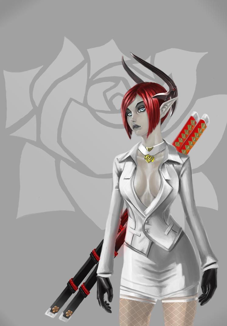 Tera warrior: Vymnis by Vymnis