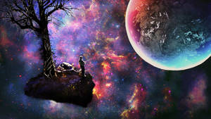 A Little Life In Outer Space