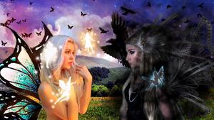 Fairy And Demon