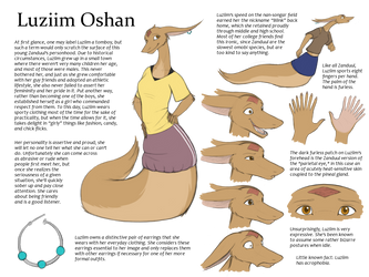 Profile: Luziim Oshan