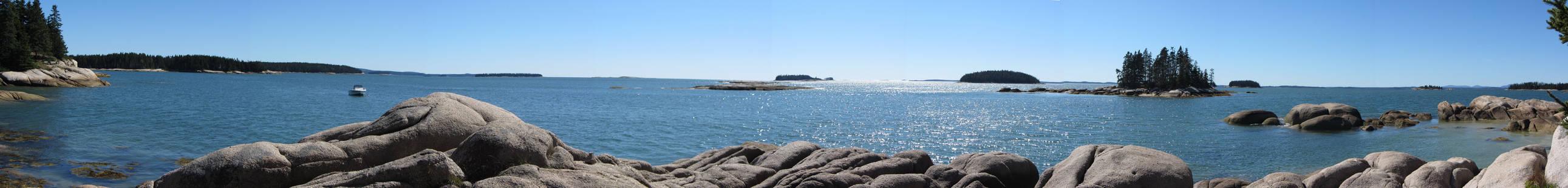 Ocean Panorama 2
